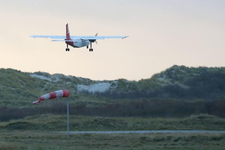 Aufgepasst! Neue Flugverbindung startet von beliebter Nordseeinsel