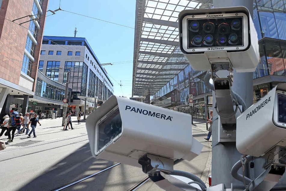 Videoüberwachung in Chemnitz: Ab heute werdet Ihr hier gefilmt!