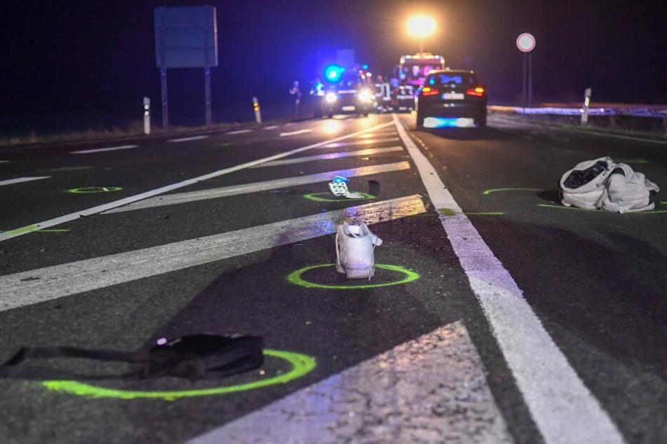 Unfall-Drama: Junger Mann (23) stirbt vor den Augen seiner Freundin
