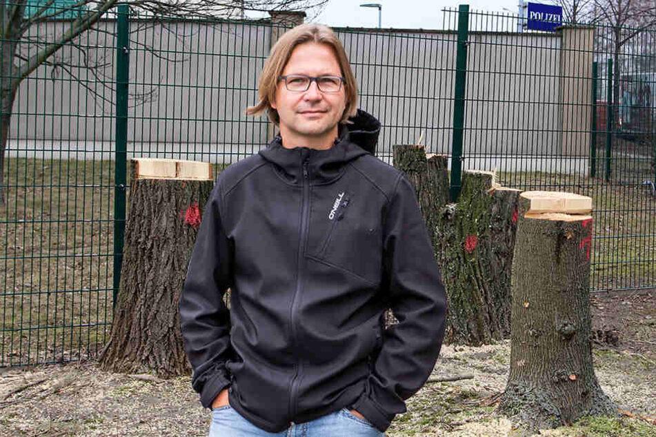 Unser Redakteur Alexander Bischoff hat seine eigene Meinung zum Baum-Massaker in Leipzig.