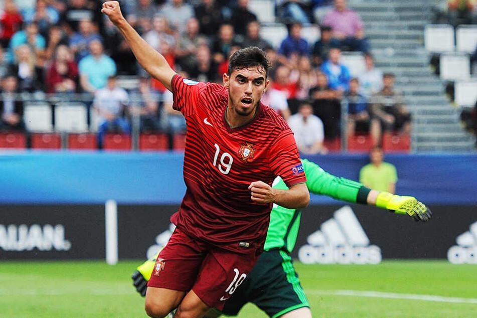 Der frühere portugiesische Nationalspieler Ricardo Horta erzielte alle drei Tore für den SC Braga gegen Spartak Moskau.