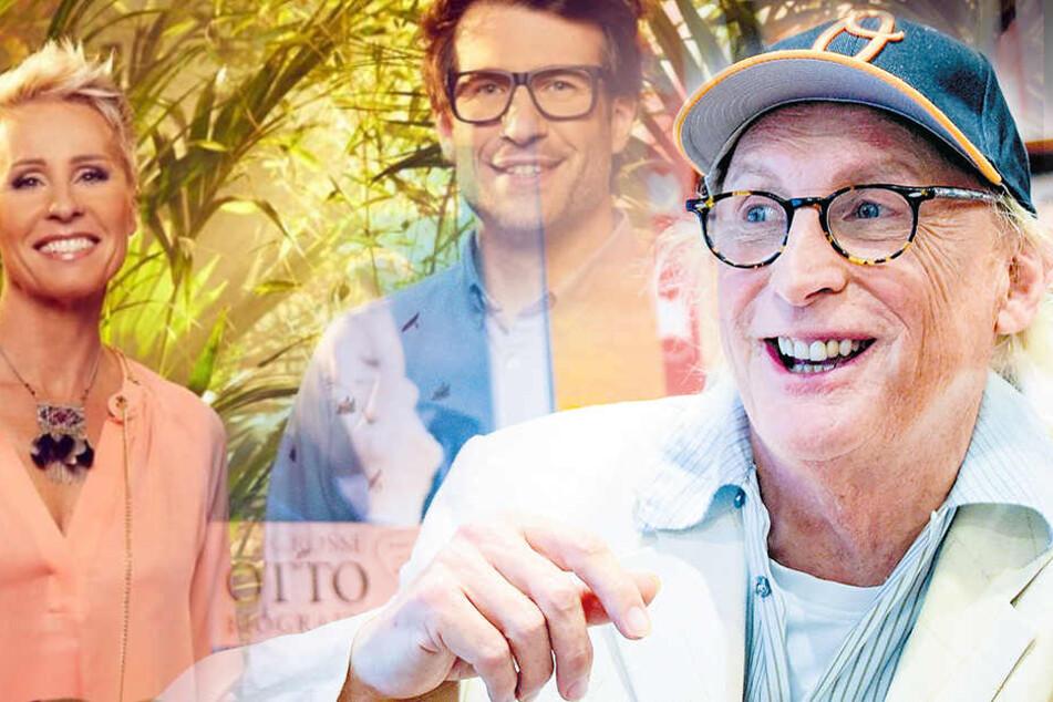 Otto Waalkes bettelt sich ins Dschungelcamp