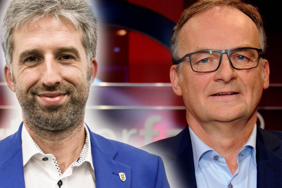"""Heute bei Frank Plasberg: Boris Palmer zu Gast bei """"Hart aber fair""""!"""
