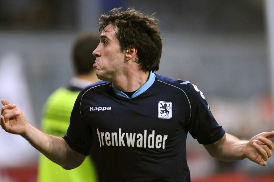 Berkant Göktan spielte unter anderem für den TSV 1860 München.