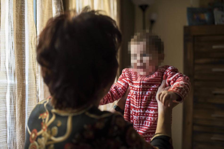 Die Oma wollte einfach nicht wahrhaben, dass es sich um ihr Enkelkind handelte (Symbolbild).