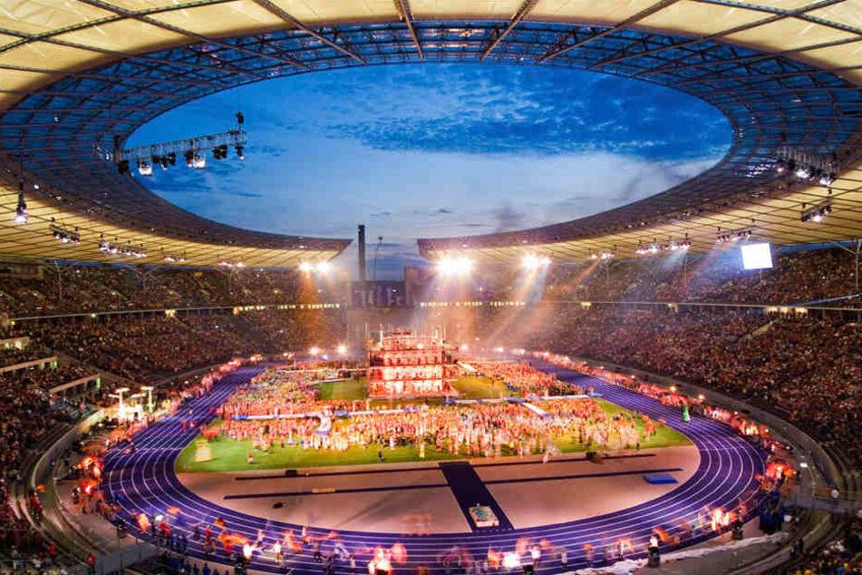 80.000 Menschen kommen zu diesem Mega-Event in Berlin
