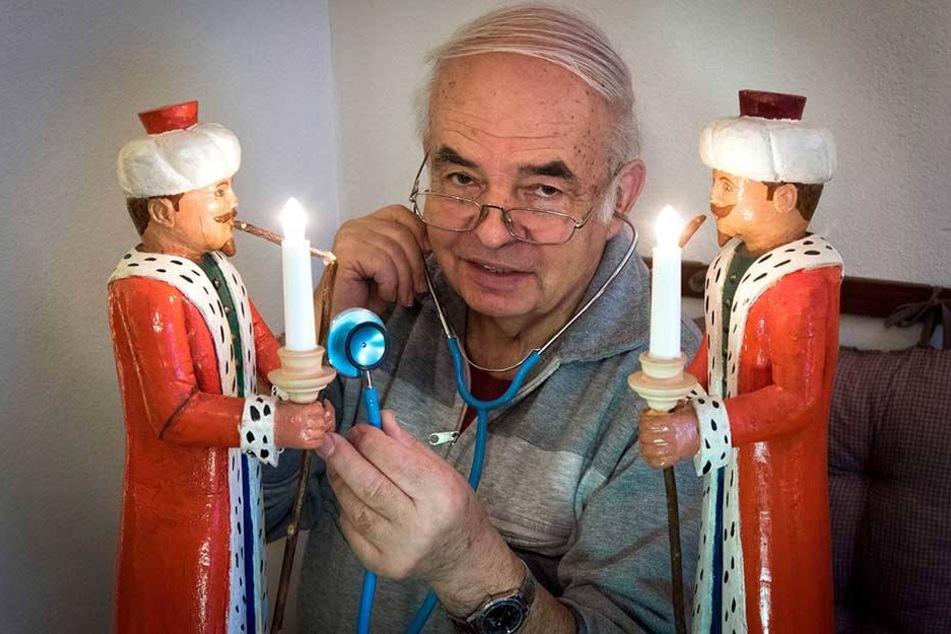 Männel-Doktor warnt vor Stromschlag unterm Weihnachtsbaum