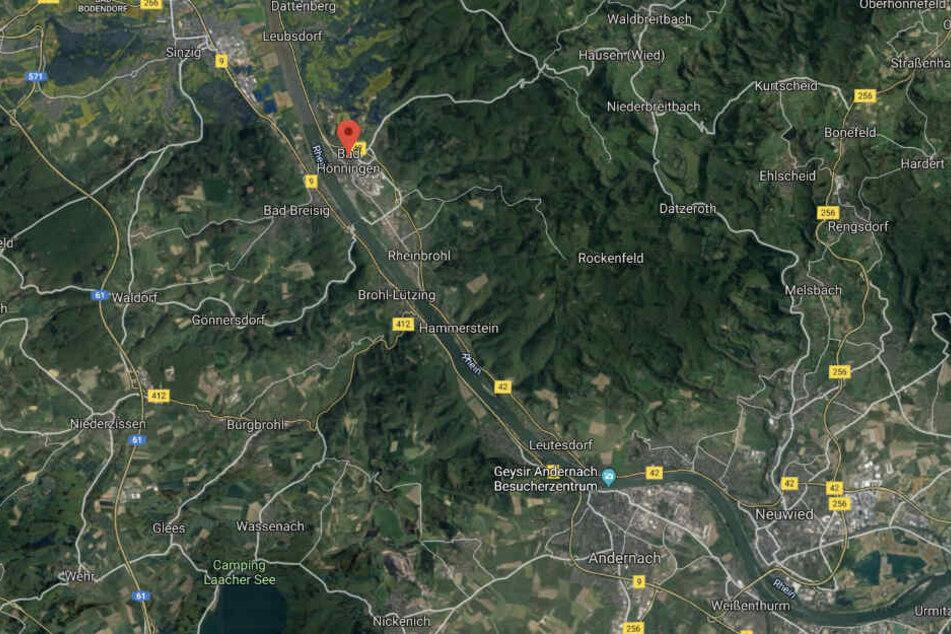Der 59-Jährige verschwand auf dem Weg von Bad Hönningen nach Leutesdorf.