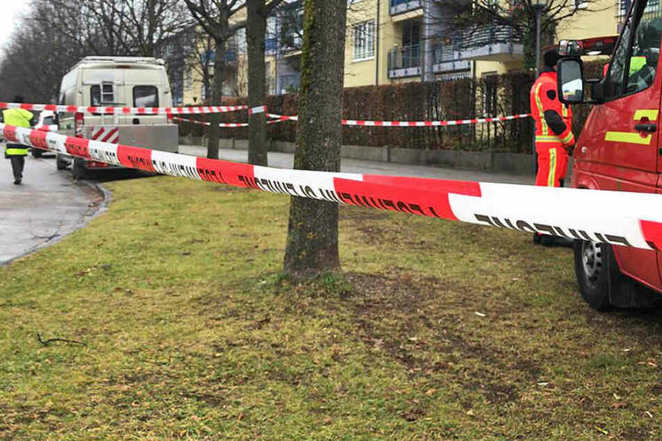 Die 250-Kilogramm-Fliegerbombe in München konnte erfolgreich entschärft werden.