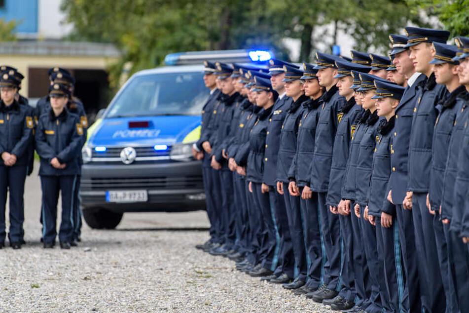 Immer mehr wollen Polizist werden, doch die Anwärter haben einige Schwächen