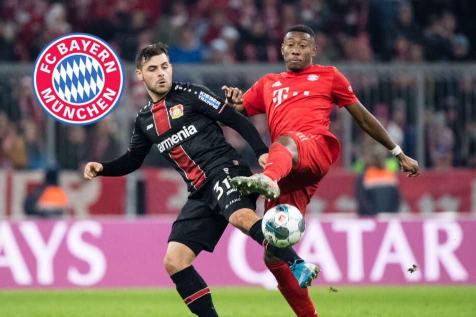 Flick-Elf erstmals geschlagen! FC Bayern unterliegt Bayer Leverkusen