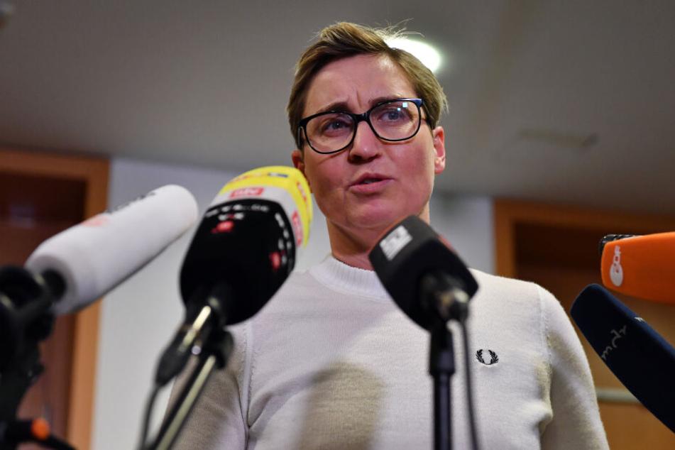 Wegen Sitzblockade gegen AfD: Immunität von Henning-Wellsow soll aufgehoben werden