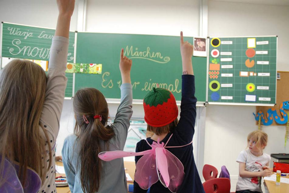 Die Betreuungspflicht für Kinder besteht aber auch im Arbeitskampf.