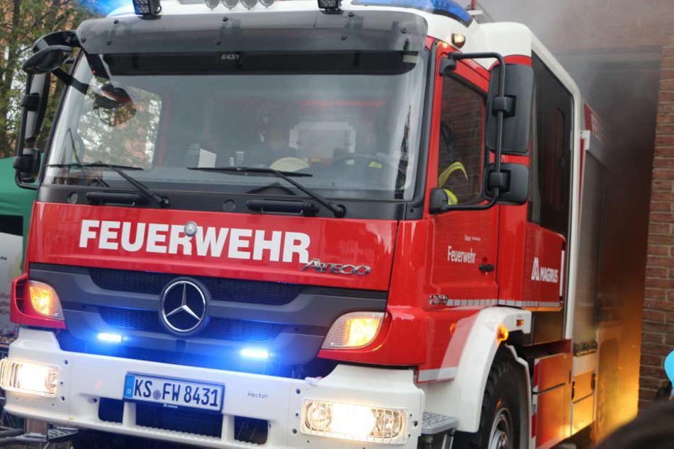 Die Feuerwehr in Hessen muss kaum noch Brände löschen. (Symbolbild)