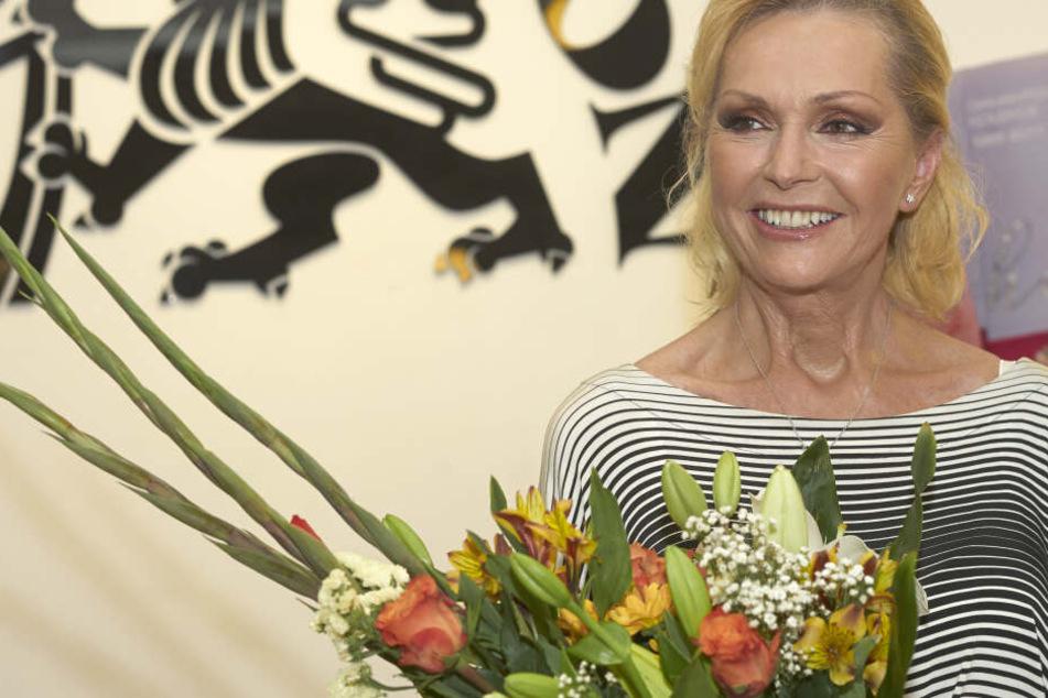 Ostblock-Star Helena Vondráčková (71) haut die Moderatoren Kim Fisher und Jörg Kachelmann um.