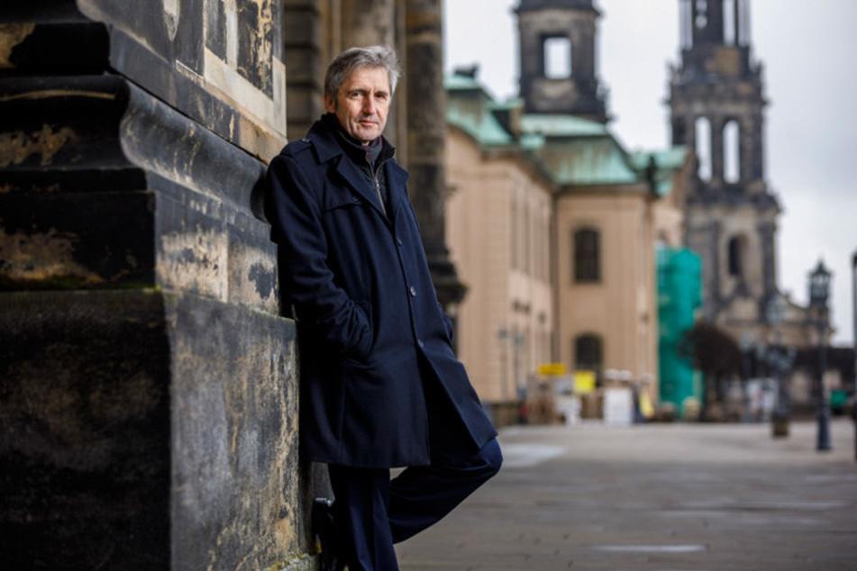 Frank Richter (57) will Bürgermeister von Meißen werden. Die Wahl wird am 9. September stattfinden.