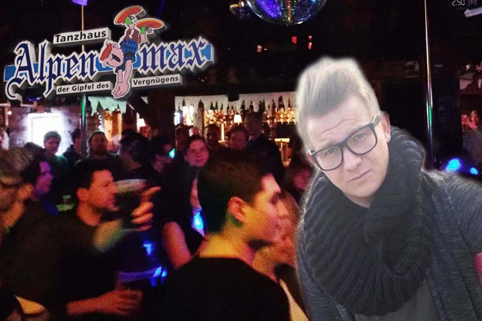 Alpenmax leipzig single party