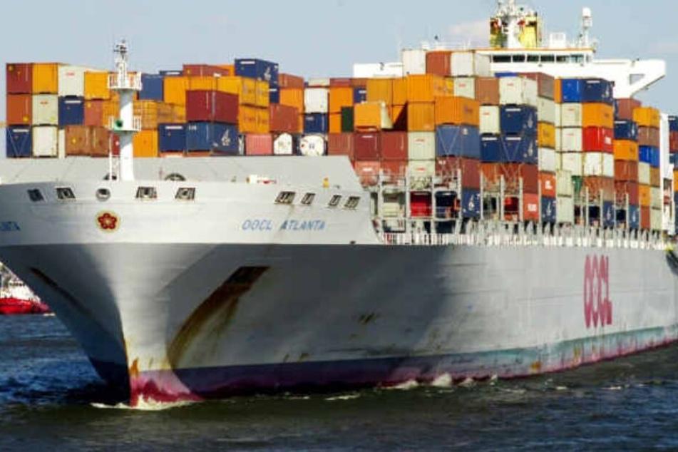 Piraten überfielen den Frachter vor der nigerianischen Küste (Symbolbild).