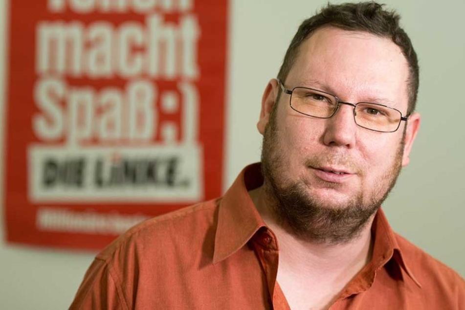 Michael Richter wird Freital verlassen und nach Bayern ziehen.