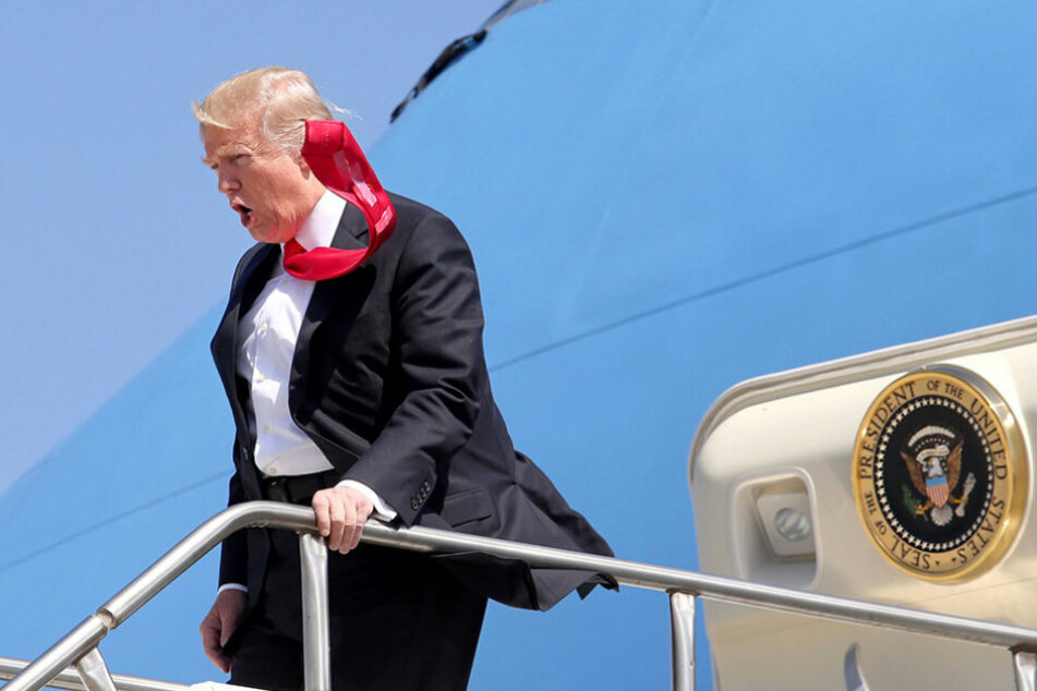 US-Präsident Donald Trump macht auf die Demokraten im Senat einen Schritt zu.