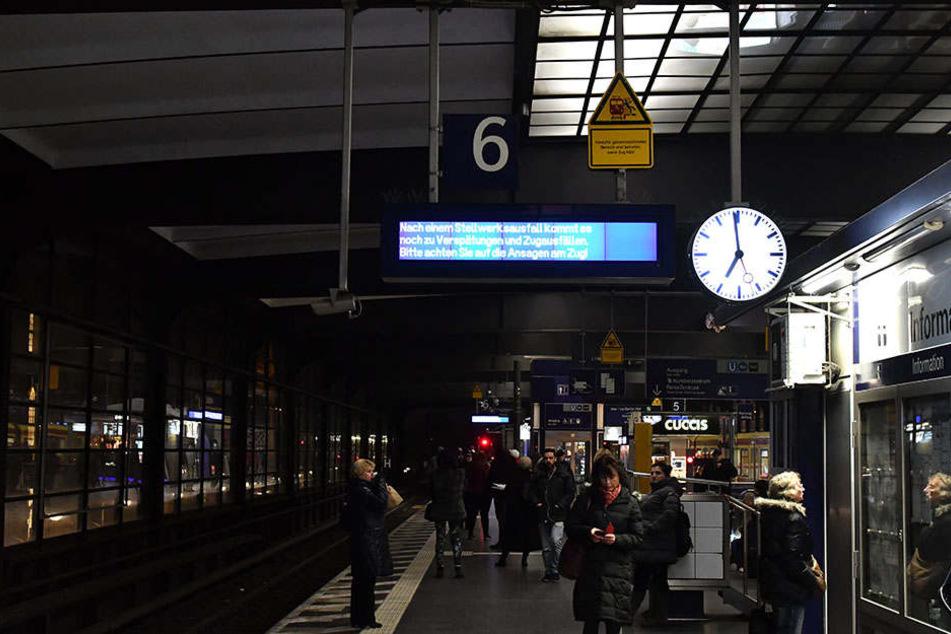 Zugausfälle und Verspätungen: S-Bahn-Chaos in Berlin