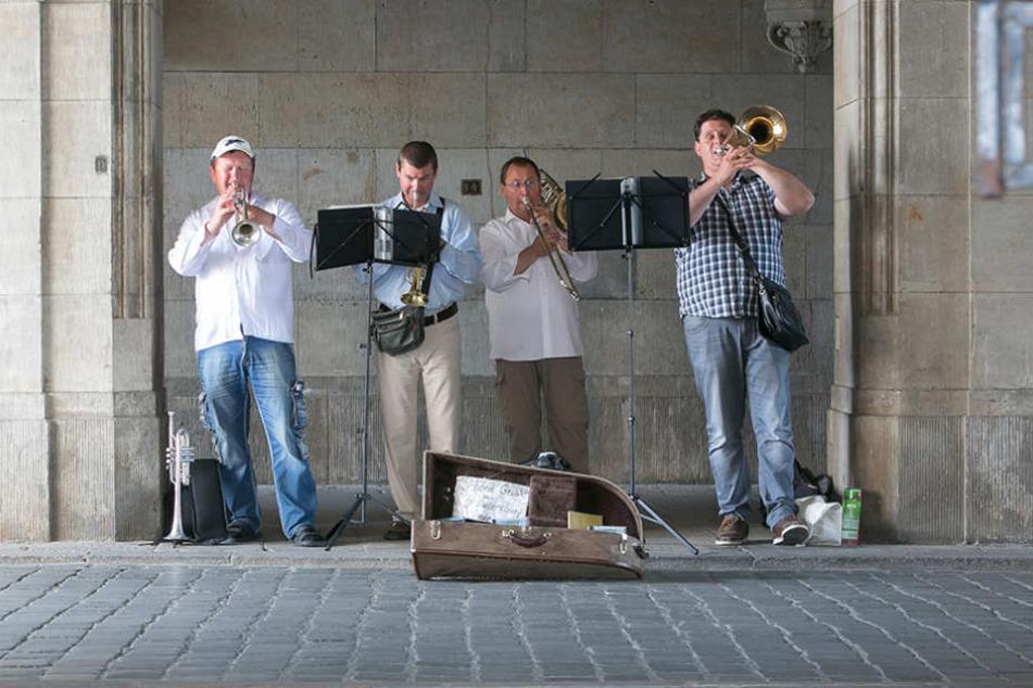 Neue Runde im Hickhack um Dresdens Straßenmusiker