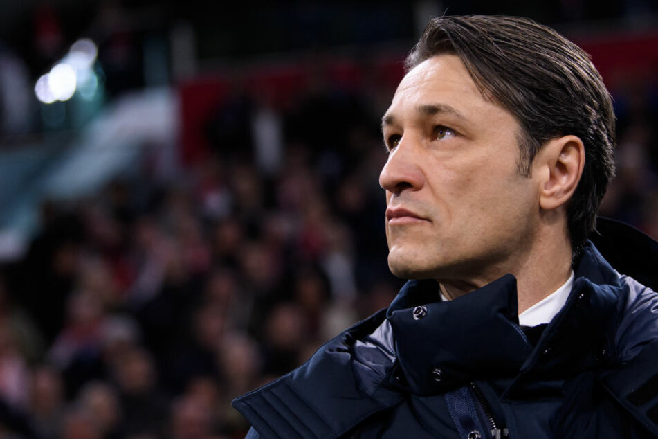Niko Kovac hat viele gute Worte für seinen Ex-Klub Frankfurt übrig.