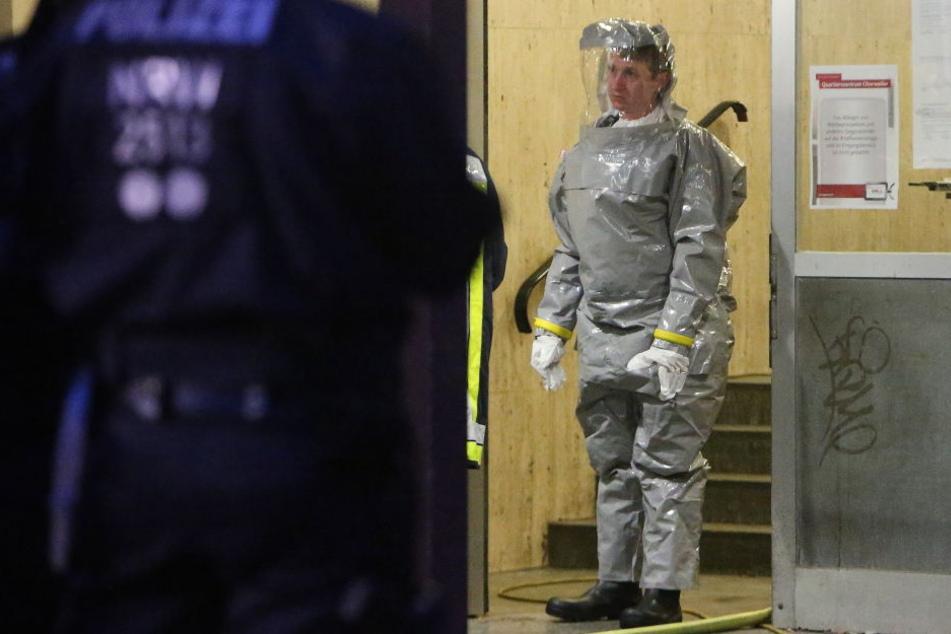 Riesen-Aufgebot im Norden Kölns: Plante ein Paar einen Gift-Anschlag?