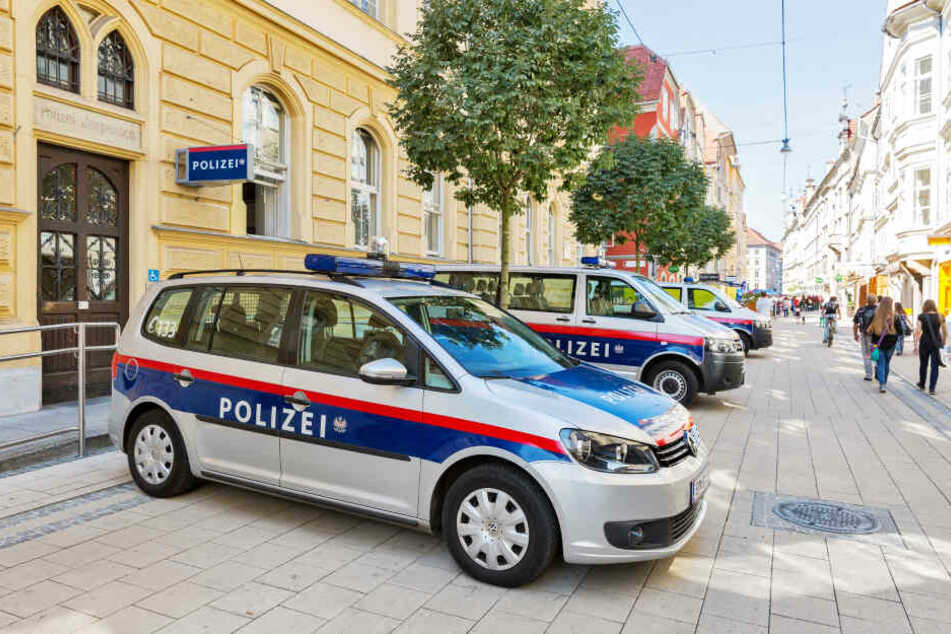 Die steirische Polizei musste anrücken (Symbolbild).