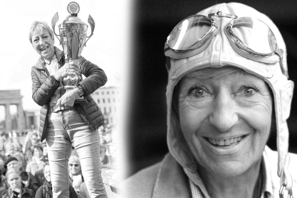 """""""Ich lebe nicht mehr"""": Berliner Legende Heidi Hetzer (†81) ist tot"""