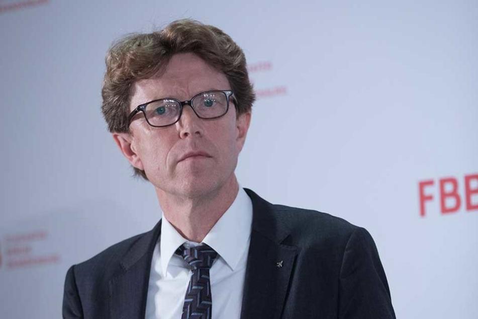 FBB-Geschäftsführer Engelbert Lütke Daldrup.