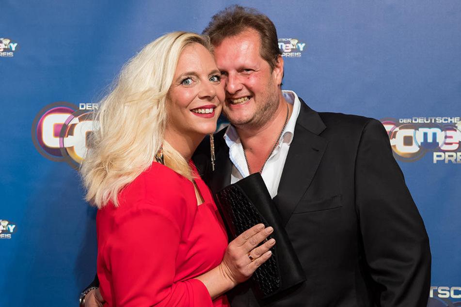 2015 hatten sich Jens und Daniela verliebt, erst im vergangenen Jahr geheiratet.