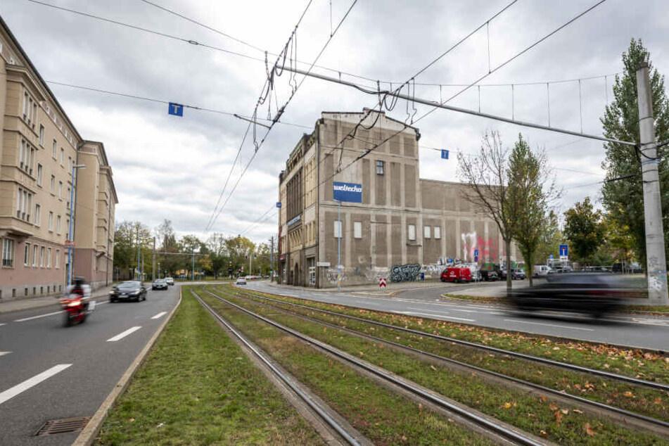 Der junge Mann wurde in der Annaberger Straße beklaut. (Archivfoto)
