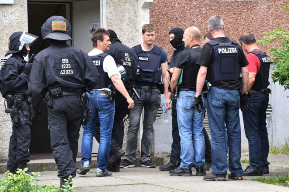 Erneute Schlägereien zwischen Syrern und Deutschen in Cottbus