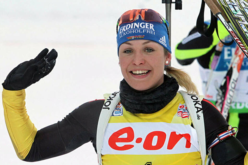 Neuner ist bekannt für ihr Talent im Biathlon.