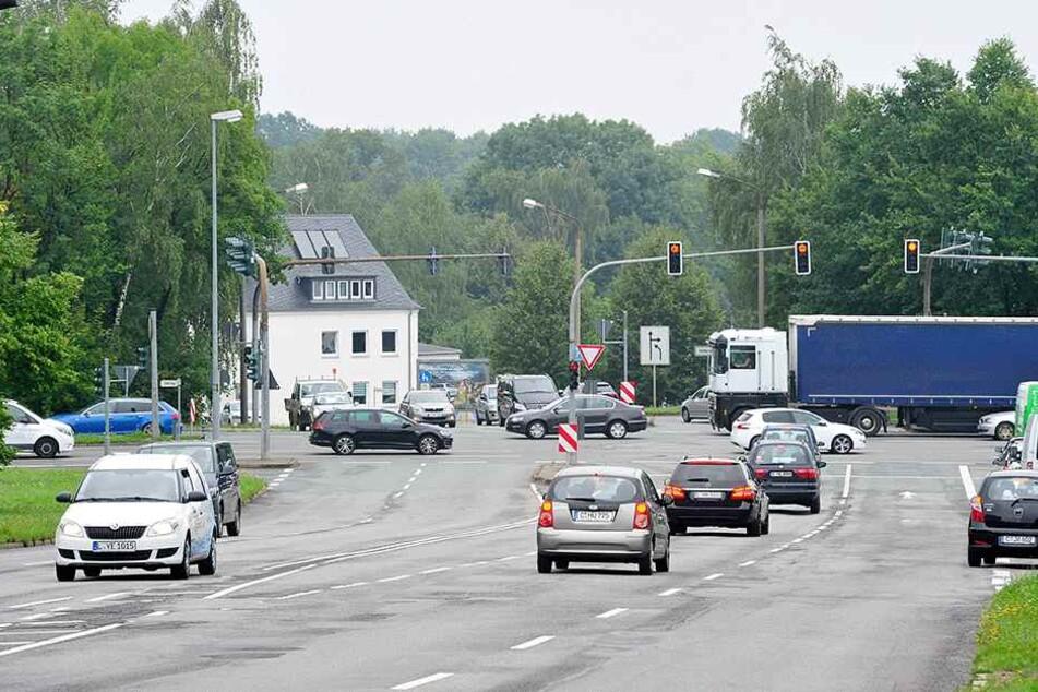 Tut endlich was! Chemnitz entschärft Unfallschwerpunkte viel zu langsam