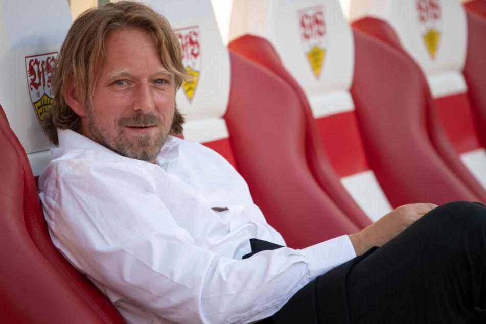 VfB-Sportdirektor Sven Mislintat möchte, dass die letzten Spiele einzeln betrachtet und analysiert werden.