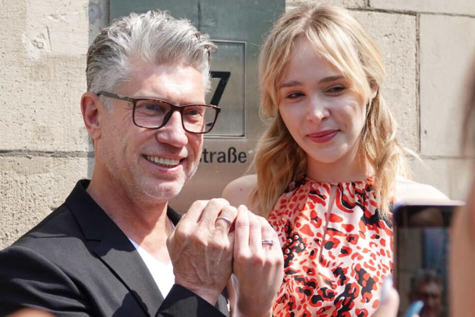 Thomas und Theresia haben nach ihrer Teilnahme bei GNTM geheiratet.