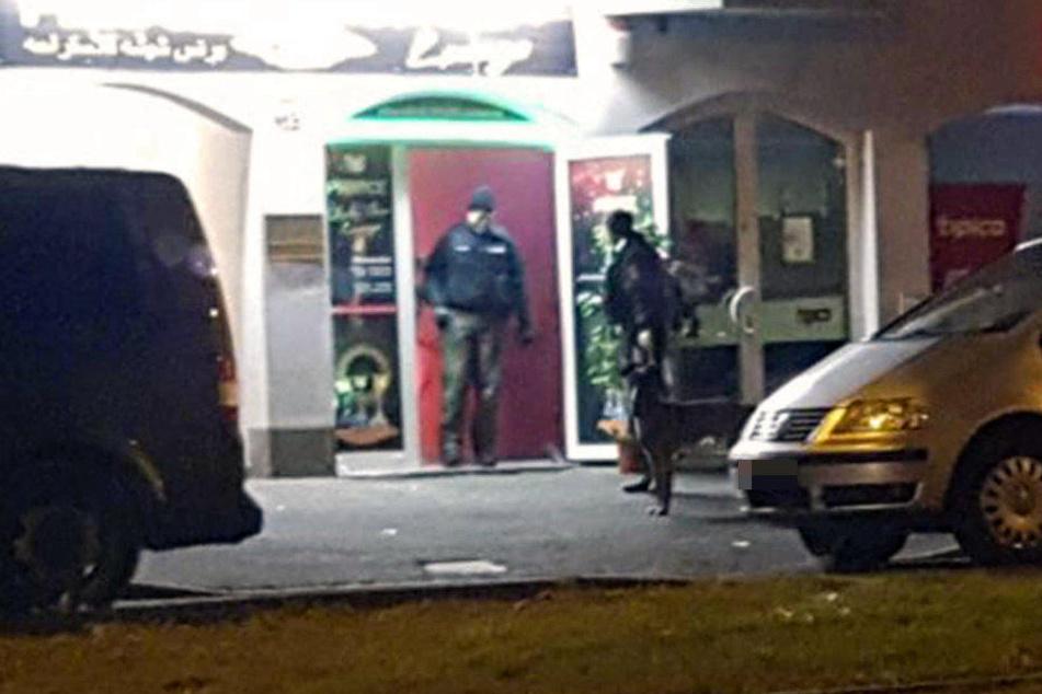 Mutmaßlicher Drogenhändler in Erfurt festgenommen