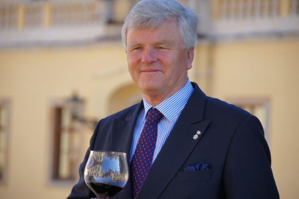 Im Pferdestall: Prinz baut Proschwitz eine Vinothek