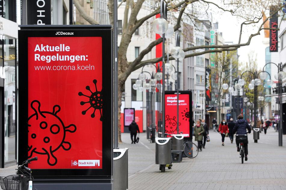Ausgangsbeschränkung in Köln: Protestaktion für Samstag angemeldet