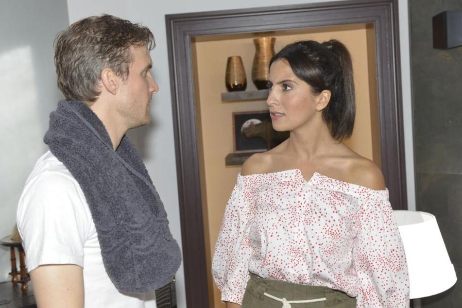 Noch hält Laura zu Felix - doch wird Philips Rückkehr die beiden trennen?