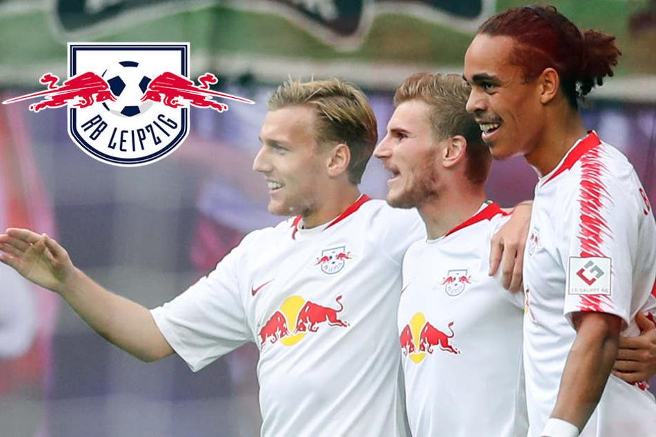 Bewährungsprobe für RB Leipzig: Stresstest für neue Abwehrstärke