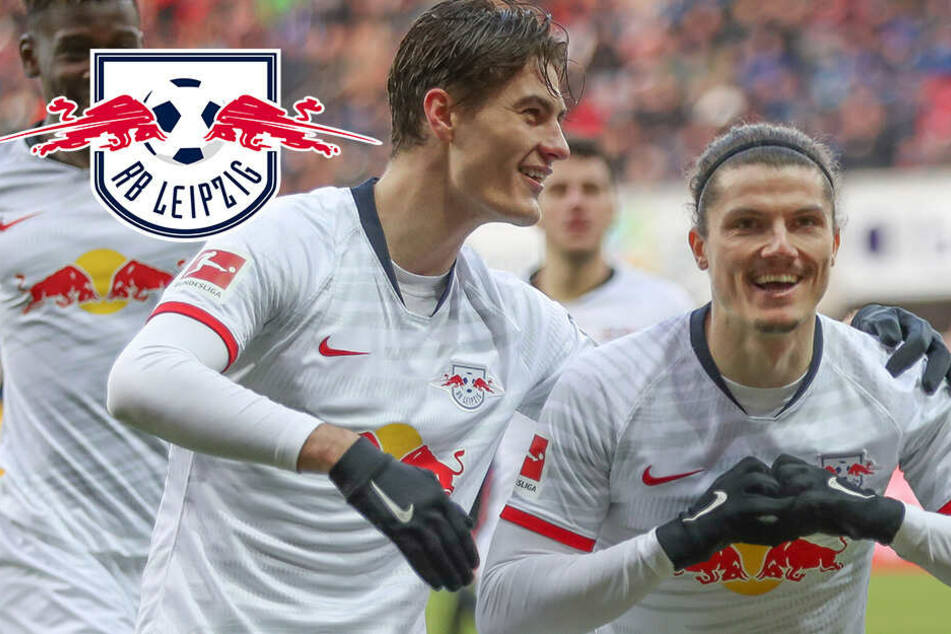 """Spitzenreiter RB Leipzig ging bei Zittersieg in Paderborn """"auf der letzten Rille"""""""