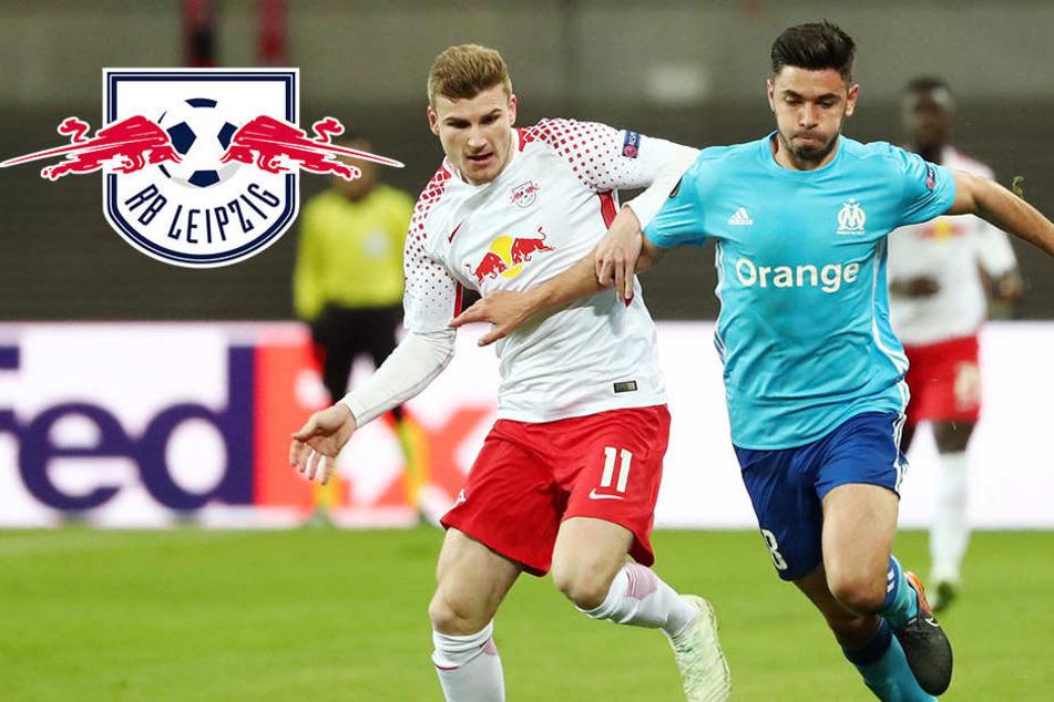 """RB Leipzig nach 1:0 völlig ausgepowert: """"Gekämpft bis zum Gehtnichtmehr!"""""""