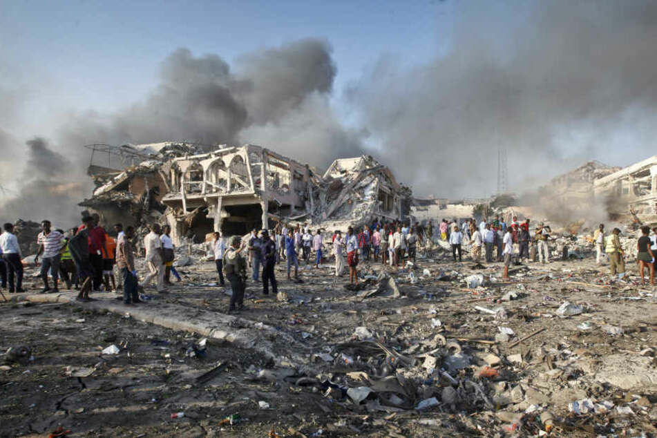 Die jüngste Selbstmordattacke in Mogadischu ist besonders verheerend.