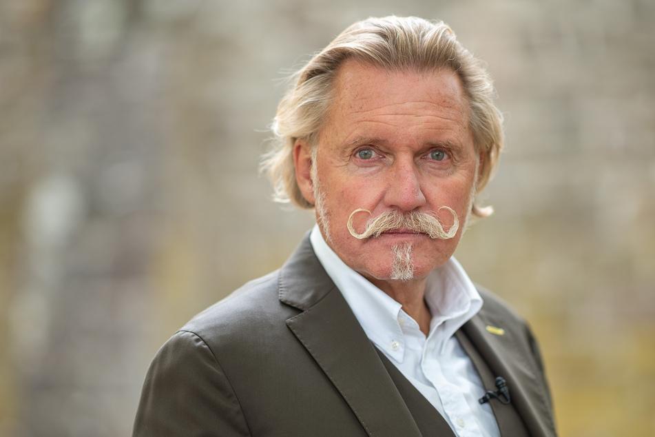 """""""Pressefreiheit und Meinungsfreiheit sind ein hohes Gut"""", befindet TV-Anwalt Ingo Lenßen (60)."""