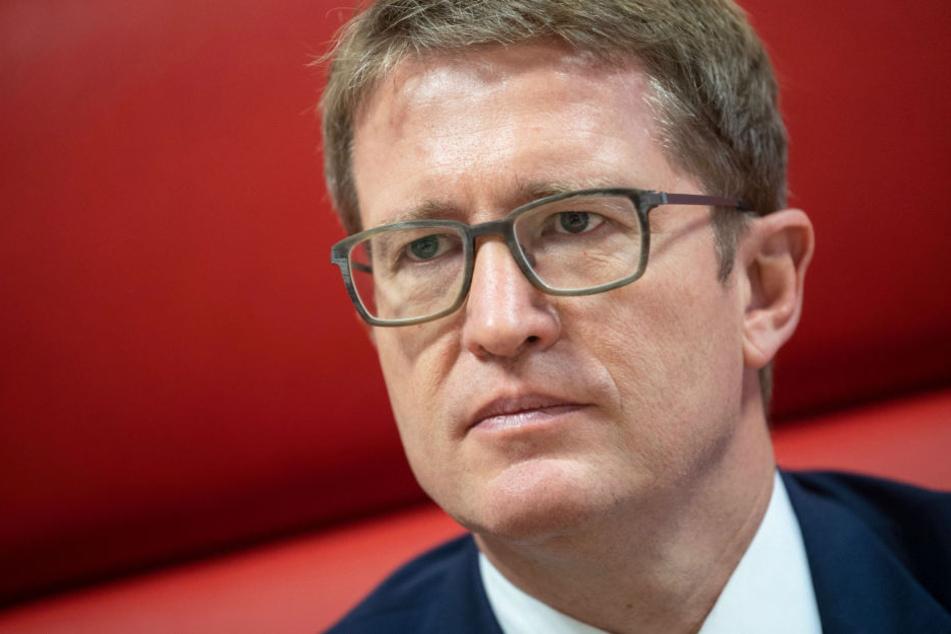 Wüstenrot-Vorstandschef Bernd Hertweck.
