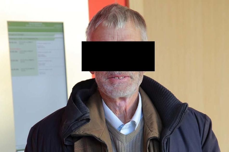 Werner Klawun (74) will das Beleidigungs-Urteil nicht hinnehmen, legte  bereits Einspruch ein.