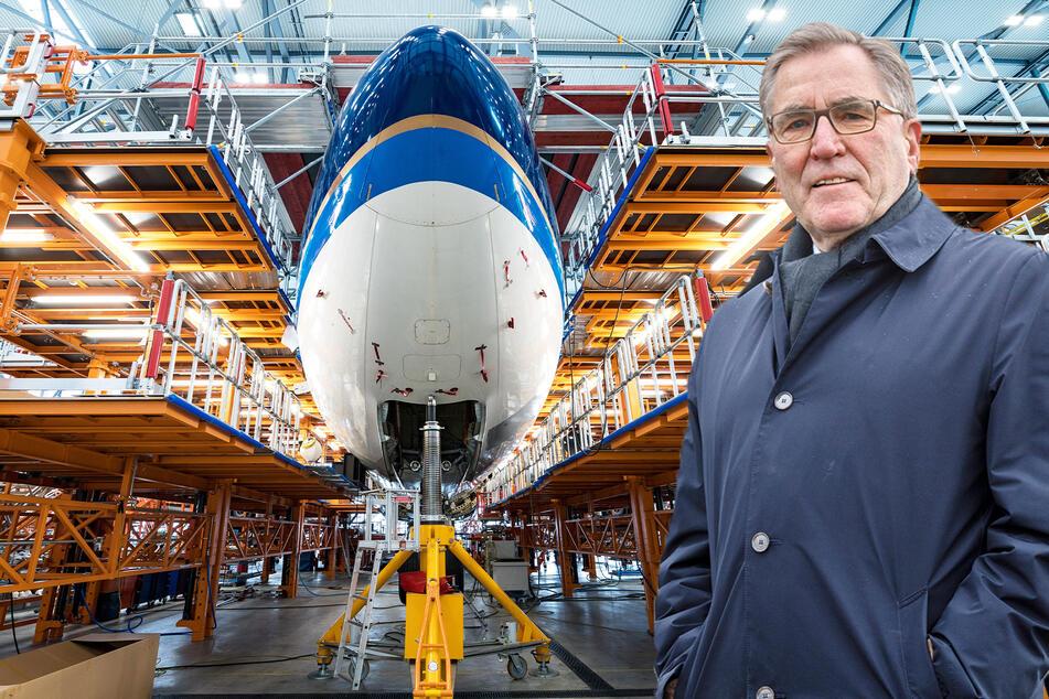 Volle Auftragsbücher bis mindestens 2025: Dresdner Flugzeugwerke im Höhenflug
